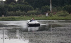 hovercraft swamp tours